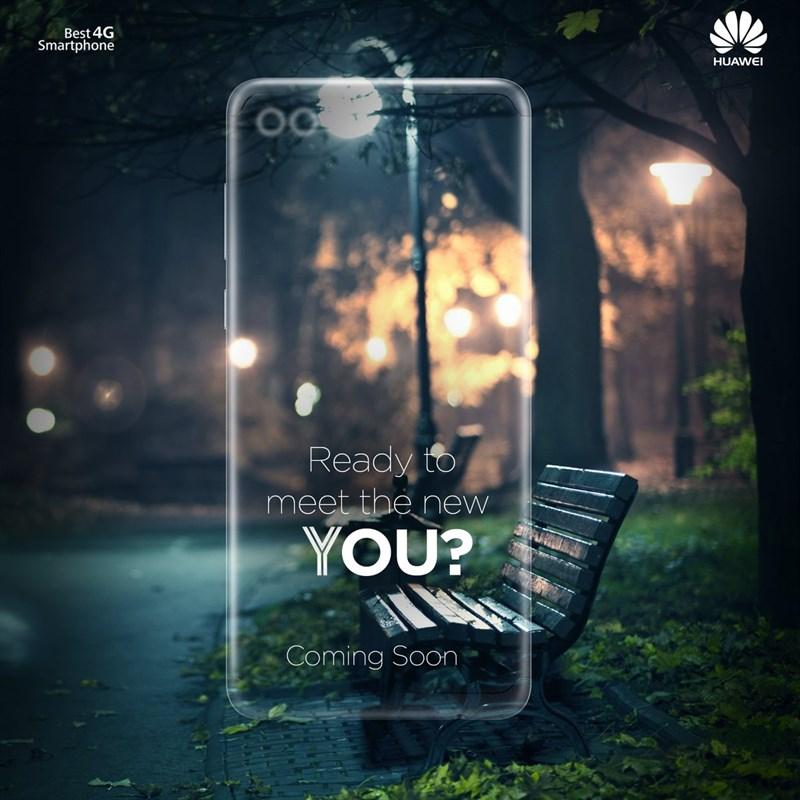 Poster teaser về smartphone mới của Huawei được cho là Y9