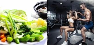 Thực phẩm ăn chay cho người tập gym
