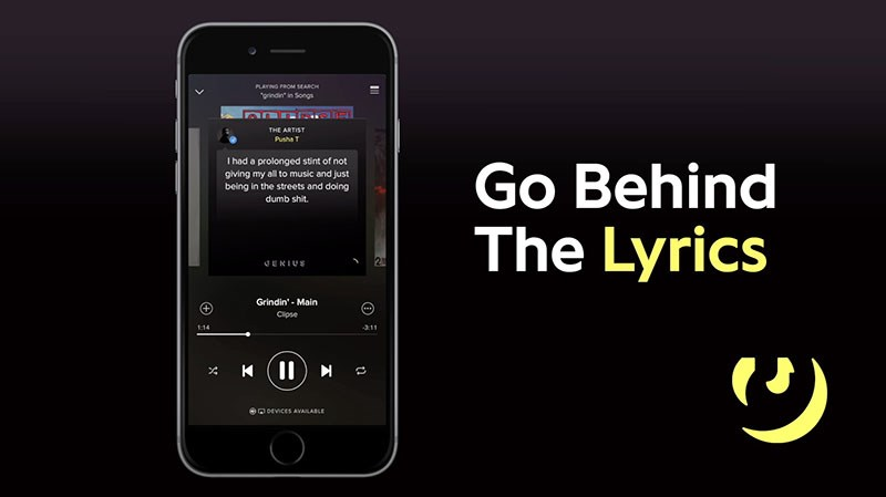 Cách hiển thị lời bài hát khi nghe nhạc trên Spotify