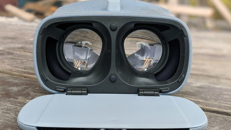 Google và LG đang phát triển màn hình VR độ phân giải cao - ảnh 1