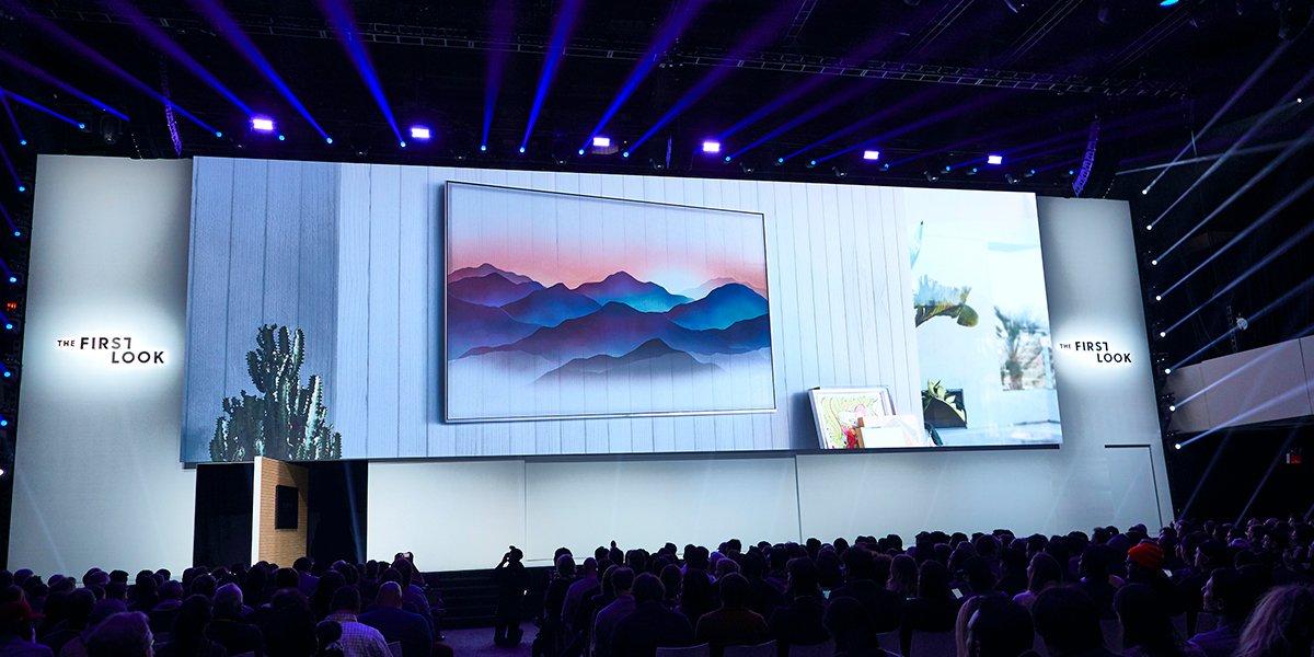 Samsung ra mắt TV QLED 2018