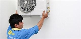 Cục nóng máy lạnh ngưng hoạt động, nguyên nhân và cách khắc phục?