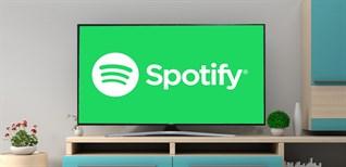 Cách cài đặt ứng dụng Spotify trên smart tivi