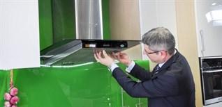 Hướng dẫn cách lắp đặt máy hút mùi, 3 lưu ý khi lắp đặt máy hút mùi