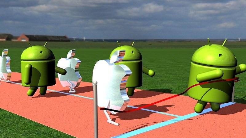Google tin rằng hệ điều hành Android an toàn như iOS