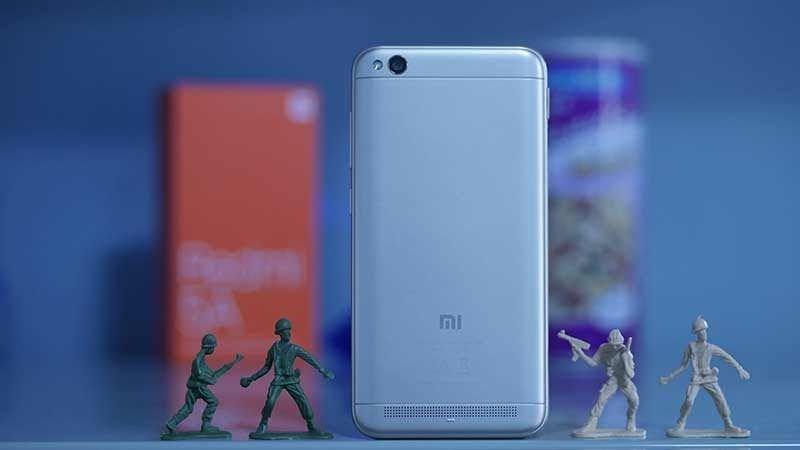 Xiaomi bổ sung màu xanh biển (Blue Lake) cho Redmi 5A
