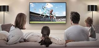 Những lợi ích của tivi treo tường không phải ai cũng biết