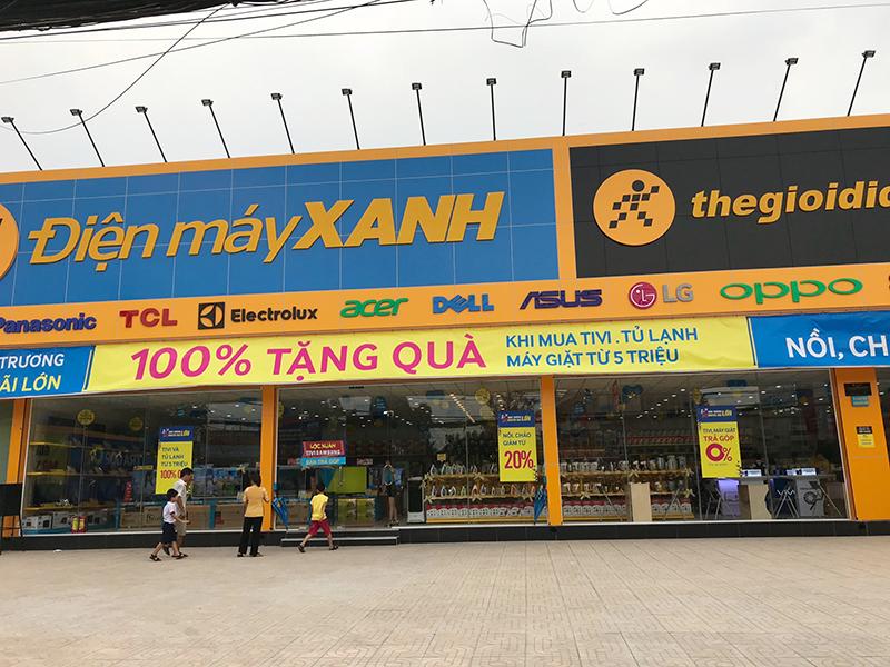 Siêu thị Điện máy XANH Xuân Thới Thượng (Hóc Môn), TP.HCM