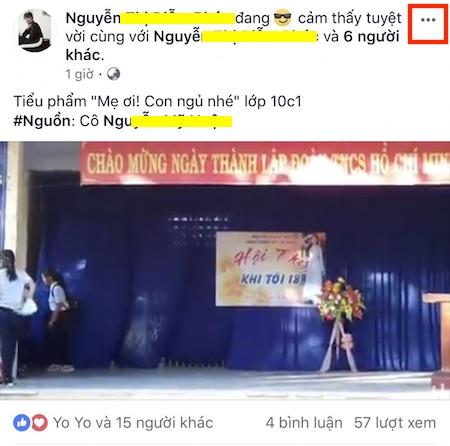 tải video trên facebook