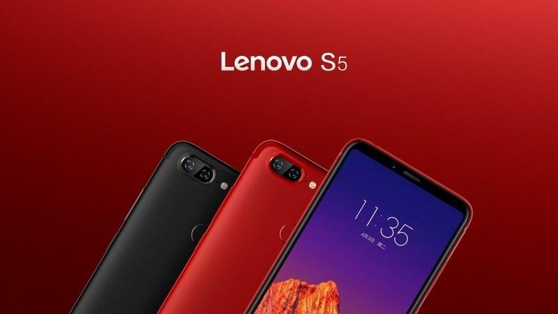 Lenovo chính thức trình làng bộ ba S5, K5 và K5 Lite