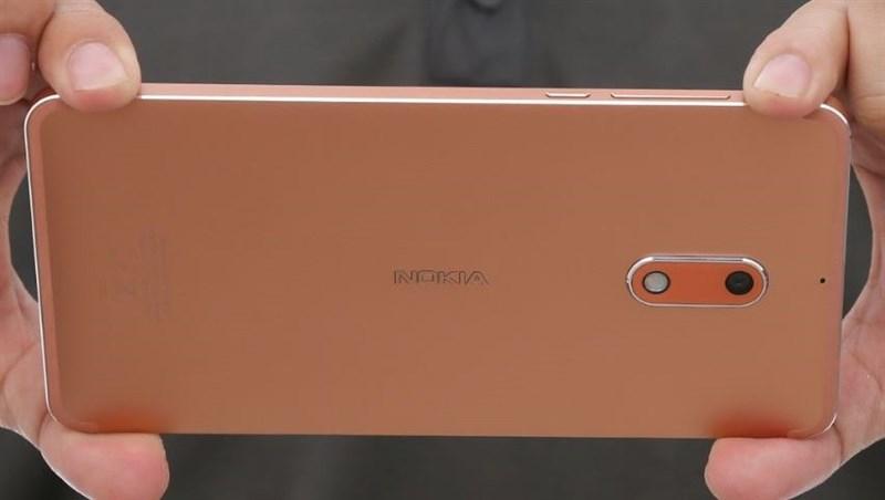 Nokia 6 đang có khuyễn mãi tặng PMH 600 ngàn đồng và trả góp 0%