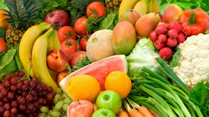 Điều trị u nang buồng trứng bằng rau quả tươi