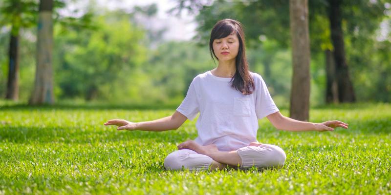 Điều trị u nang buồng trứng bằng tập thể dục