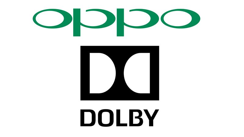 Oppo hợp tác với Dolby