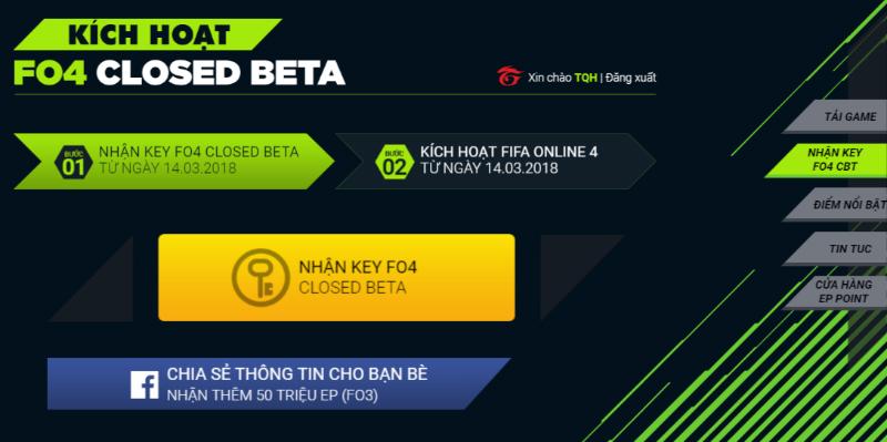 Cách tải về FIFA Online 4 chính thức, cấu hình tối thiểu Để chơi FO4