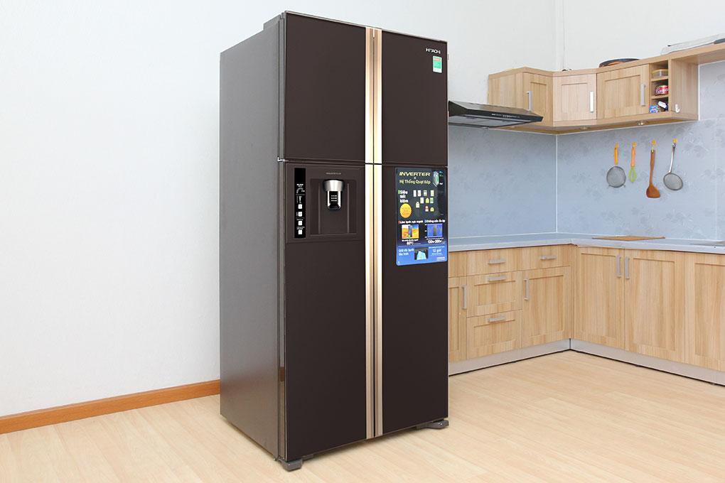 Chọn mua tủ lạnh theo kích thước