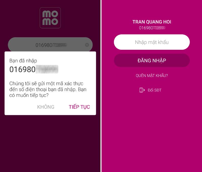 Ví MoMo là gì ? Cách sử dụng ví MoMo trên điện thoại
