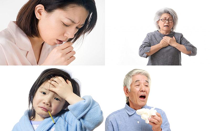 Triệu chứng của viêm đường hô hấp dưới