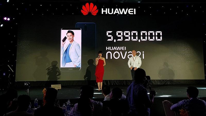 Vì sao Huawei áp dụng chiến lược giá tốt ở VN? 2018 Hoa Vi sẽ mang tới bất ngờ gì?