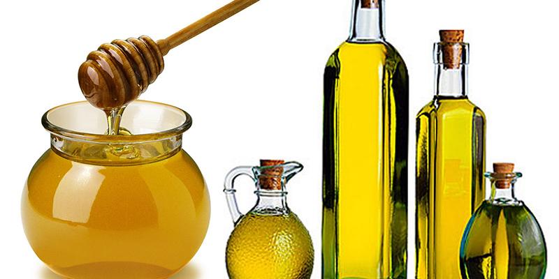 Phương pháp ủ tóc bằng dầu oliu và mật ong