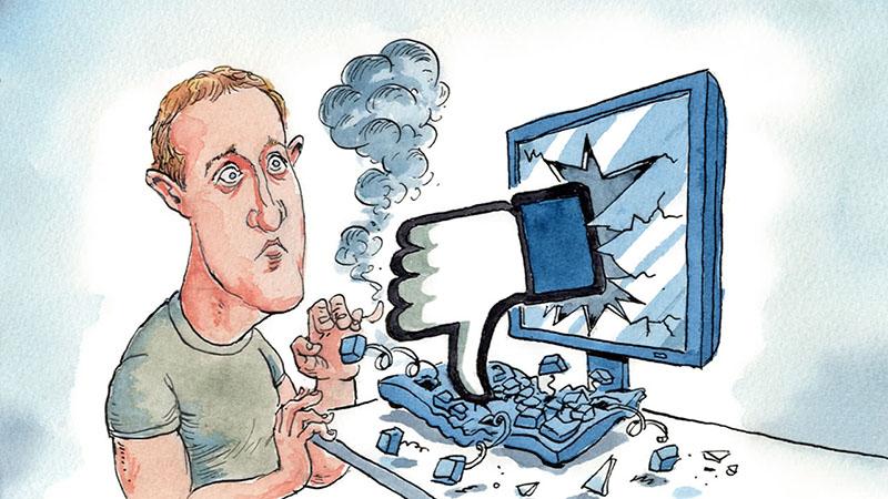 Facebook lộ dữ liệu