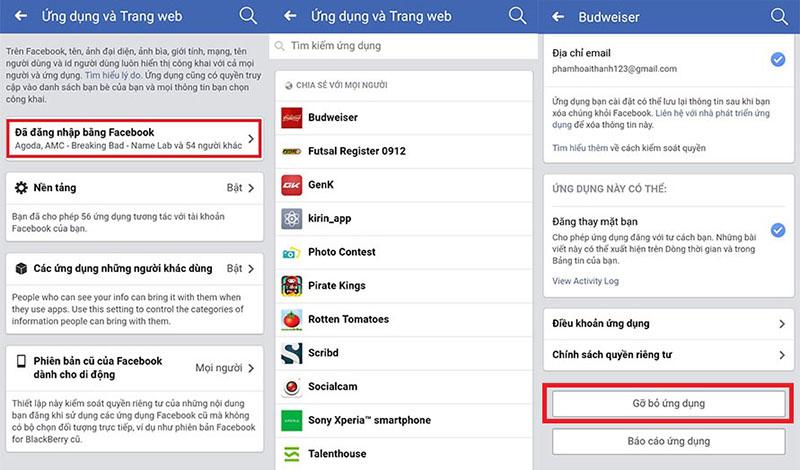Loại bỏ ứng dụng theo dõi trên Facebook_5