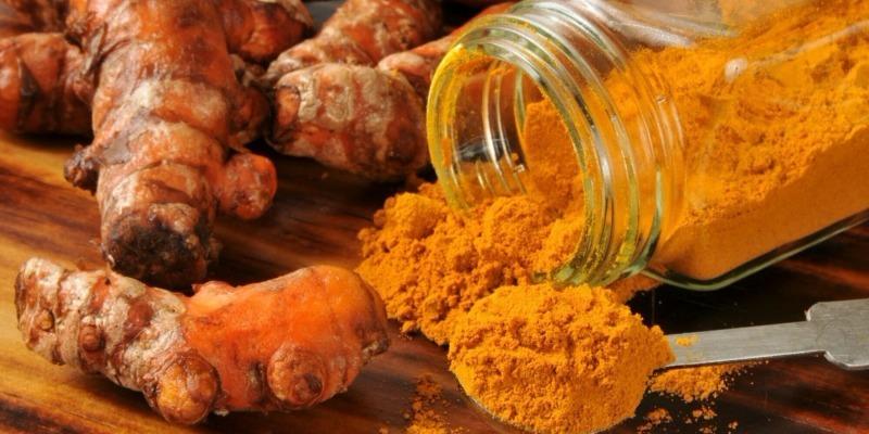 Nghệ chứa hàm lượng cao các Chất khoáng cũng như Vitamin và Chất chống oxy hóa