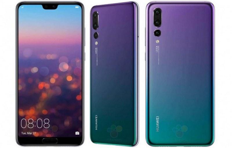 Huawei P20 và P20 Pro chính thức trình làng, smartphone đầu tiên có 3 camera mặt sau