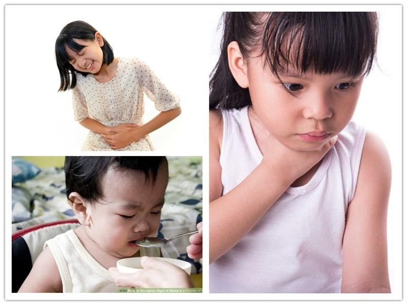 Triệu chứng của rối loạn tiêu hóa