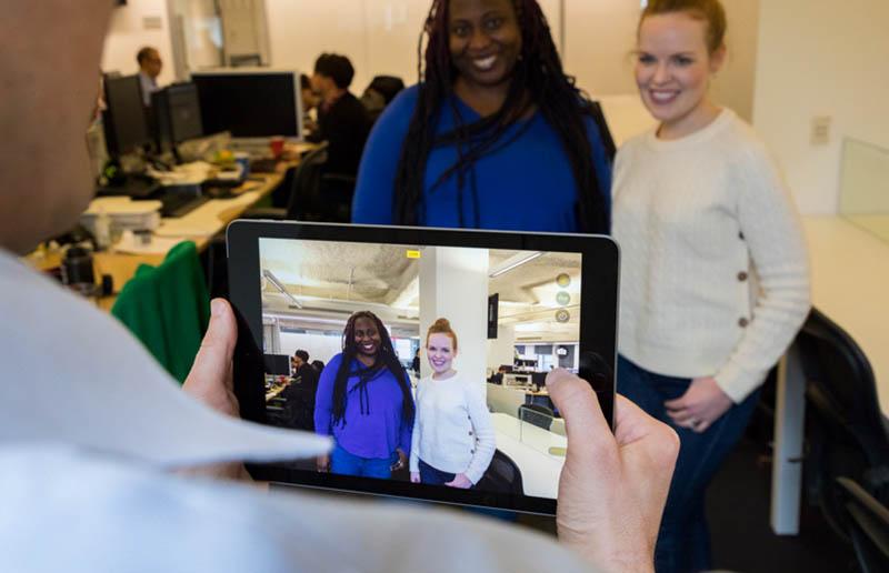 Camera iPad (2018)