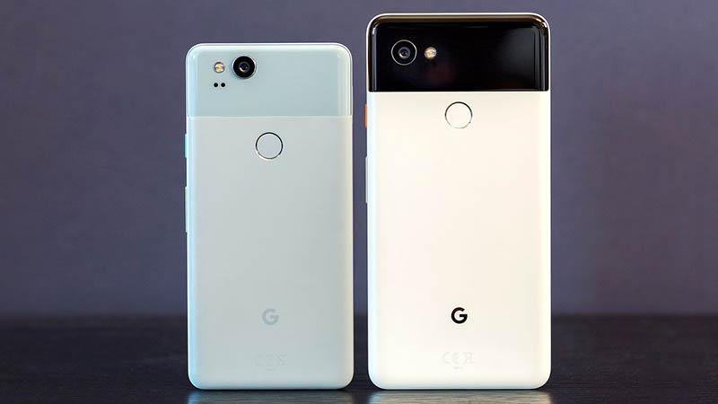 Pixel 2 vs Pixel 2 XL
