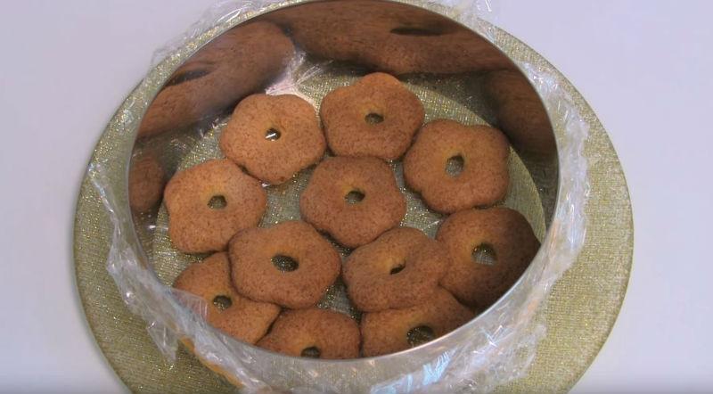Cách làm bánh phô mai ngôi sao
