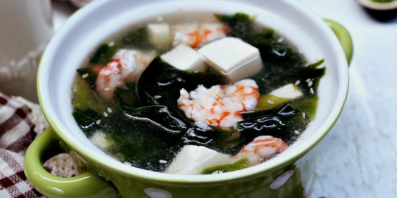 Mùi của rong biển thích hợp với thịt bò và hải sản