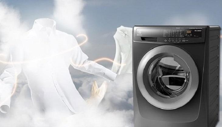máy giặt nước nóng