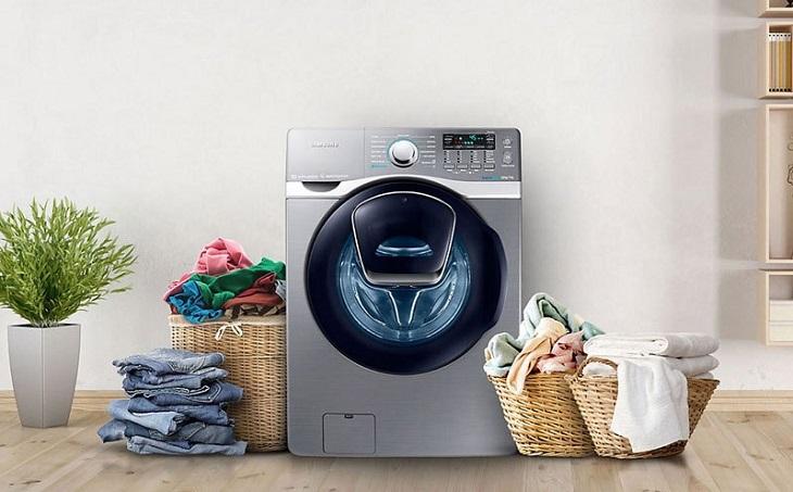 máy giặt sấy quần áo