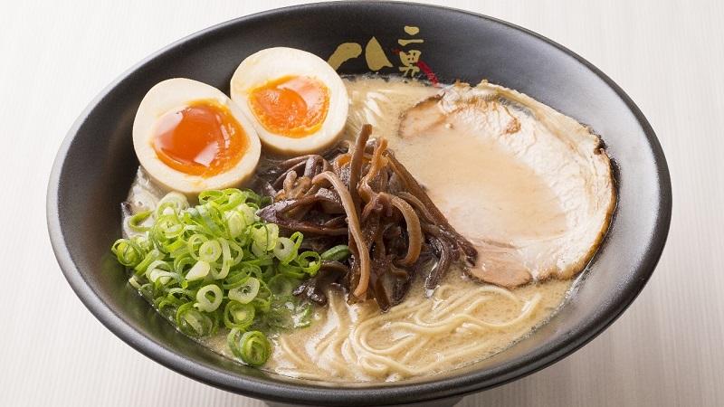 Cách nấu mì Tonkotsu Ramen