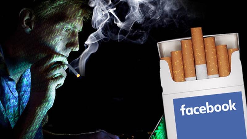 Facebook quảng cáo thuốc lá