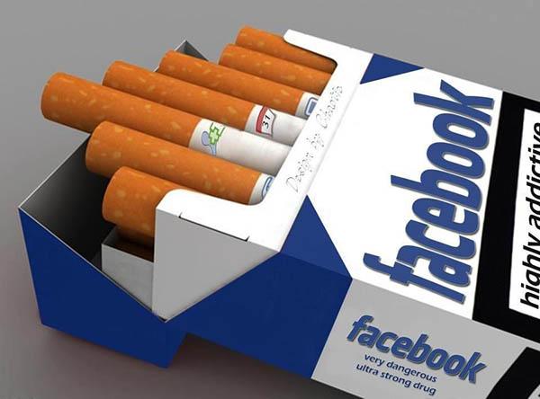 Quảng cáo thuốc lá trên Facebook