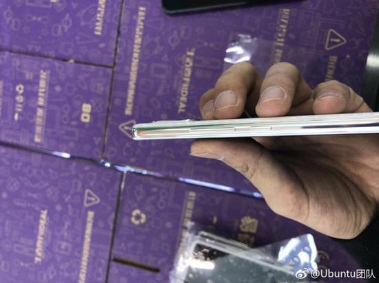 Xiaomi Mi 7 lại lộ ảnh ngoài đời thực: Khung làm bằng thép không gỉ
