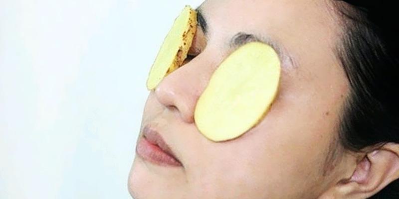 Công dụng chăm sóc da của khoai tây