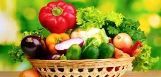 5 kết hợp tuyệt vời của các loại rau củ