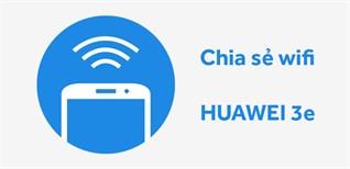 Tăng sóng Wifi bằng tính năng cực độc đáo trên Huawei Nova 3e
