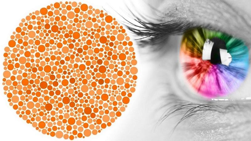 Điều trị mù màu
