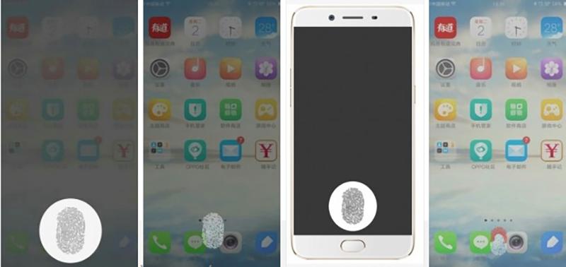 Oppo nhận bằng sáng chế công nghệ quét vân tay dưới màn hình - ảnh 2