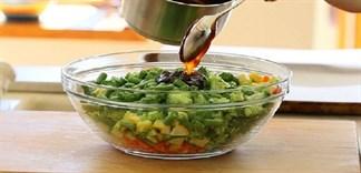 4 loại sốt salad đơn giản và giúp giảm cân hiệu quả