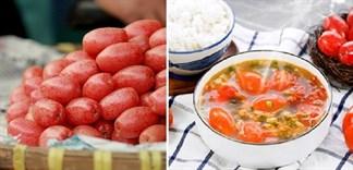 Giải nhiệt mùa hè với canh chua quả nhót