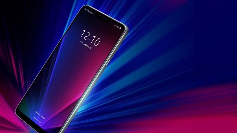 LG G7 ThinQ lộ ảnh sắc nét với notch tai thỏ