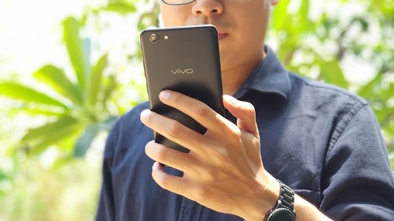Trên tay & đánh giá nhanh Vivo Y71: Phổ cập màn hình 18:9 xuống phân khúc giá rẻ - ảnh 9