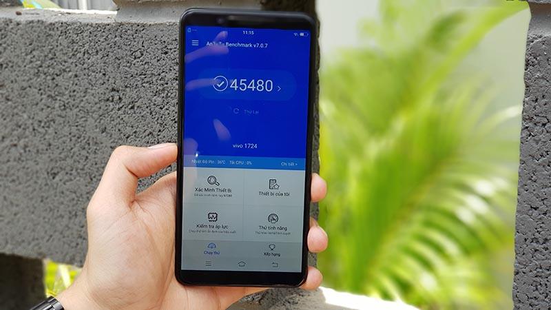 Trên tay & đánh giá nhanh Vivo Y71: Phổ cập màn hình 18:9 xuống phân khúc giá rẻ - ảnh 6