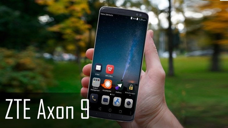 Chính phủ Mỹ cấm ZTE mua chip Qualcomm, sẽ không có Snapdragon 845 cho Axon 9 - ảnh 1